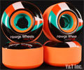 LANDYACHTZ STREET HAWGS 57mm 90a Orange