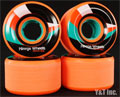LANDYACHTZ STREET HAWGS 62mm 90a Orange