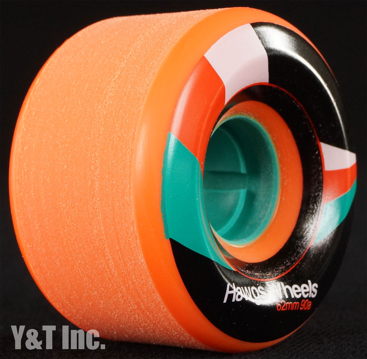 LANDYACHTZ STREET HAWGS 62mm 90a Orange 1