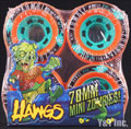 LANDYACHTZ HAWGS 2013 MINI ZOMBIE 70mm 84a Orange