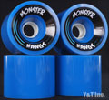 LANDYACHTZ HAWGS MONSTER 76mm 78a