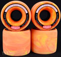 LANDYACHTZ FATTY HAWGS 63mm 78a Yellow Orange