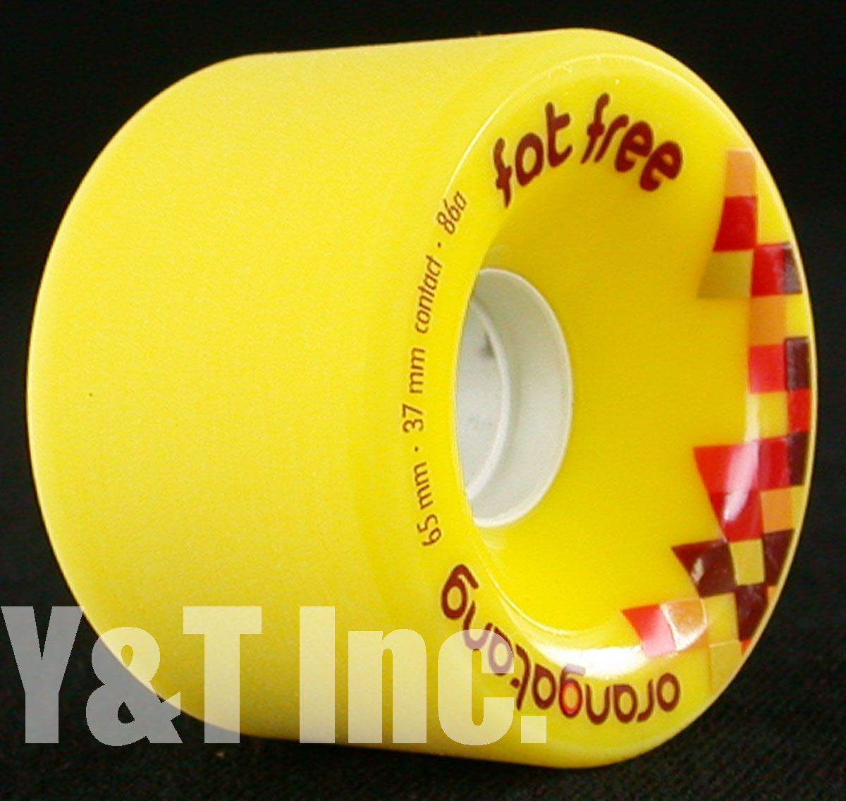 ORANGATANG FREERIDE FAT FREE 65mm 86a 1