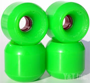BDS BULLDOG SKATES WHEEL DUBCON 64mm 78a