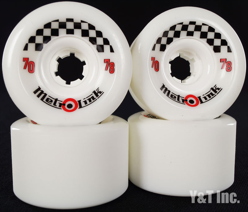 METRO LINK 70mm 78a White 1