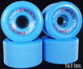 METRO MOTION 70mm 80a Blue