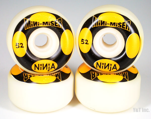 NINJA MINI-MISER WHEEL52mm 1