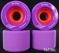 ORANGATANG KEANU 66mm 83a PURPLE