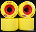 ORANGATANG KEANU 66mm 86a YELLOW