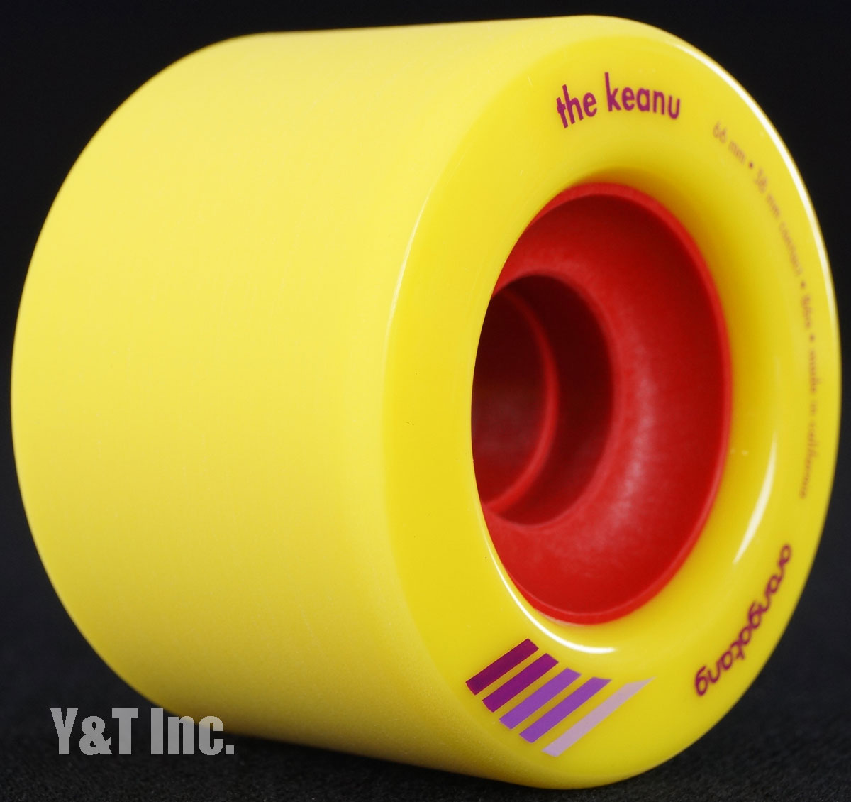 ORANGATANG KEANU 66mm 86a YELLOW 2