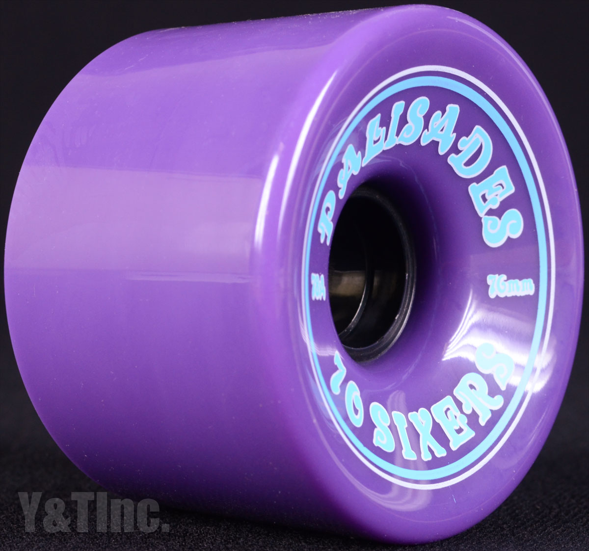 PALISADES 76mm 78a Purple 2