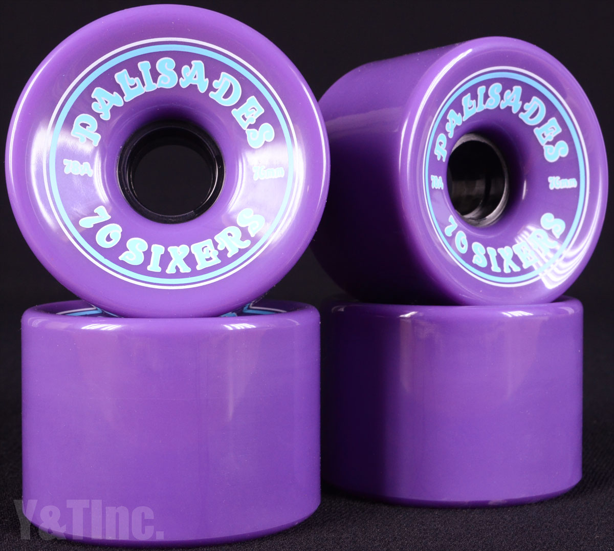 PALISADES 76mm 78a Purple 1