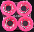 PINK Sick Sicks 66mm 78a Pink