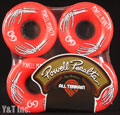 POWELL ALL TERRAIN 69mm 78a Red