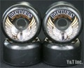 POWELL BOMBER 68mm 85a BLACK