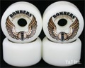 POWELL BOMBER 64mm 85a WHITE