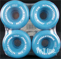 POWELL PERALTA RAT BONES 60mm 90a BLUE