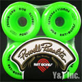 POWELL PERALTA RAT BONES 60mm 90a GREEN