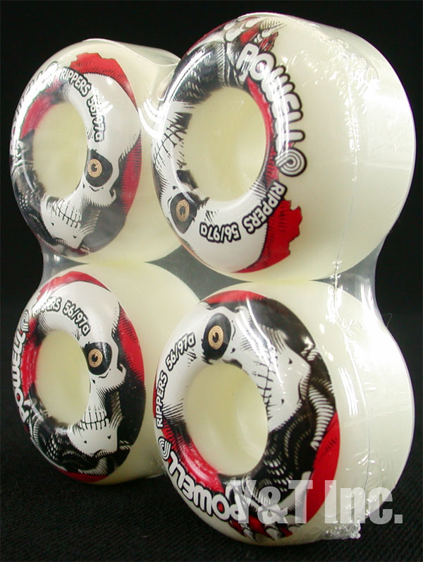 POWELL RIPPERS 56mm 97a 1