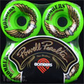 POWELL BOMBER 60mm 85a GREEN
