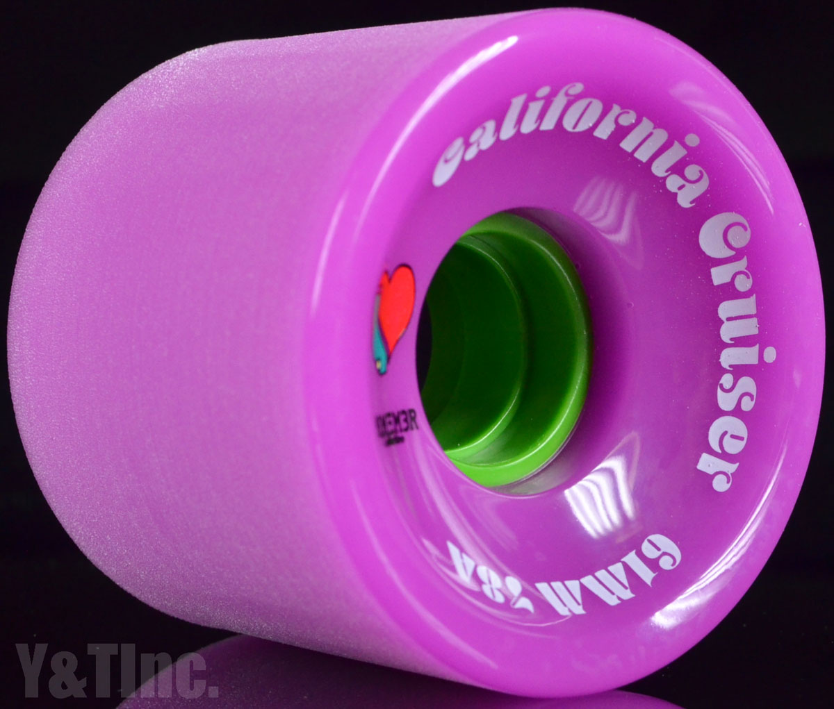 REMEMBER California Cruiser 61mm 78a Pink 1