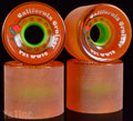 REMEMBER California Cruiser 61mm 78a Trans Orange