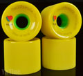 REMEMBER California Cruiser 61mm 78a Yellow