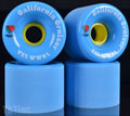 REMEMBER California Cruiser 70mm 78a Blue