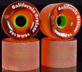 REMEMBER California Cruiser 70mm 78a Trans Orange