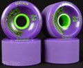 REMEMBER Hoot 70mm 80a Purple