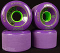 REMEMBER LiL Hoot 65mm 80a Purple