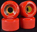 REMEMBER LiL Hoot 65mm 78a Red