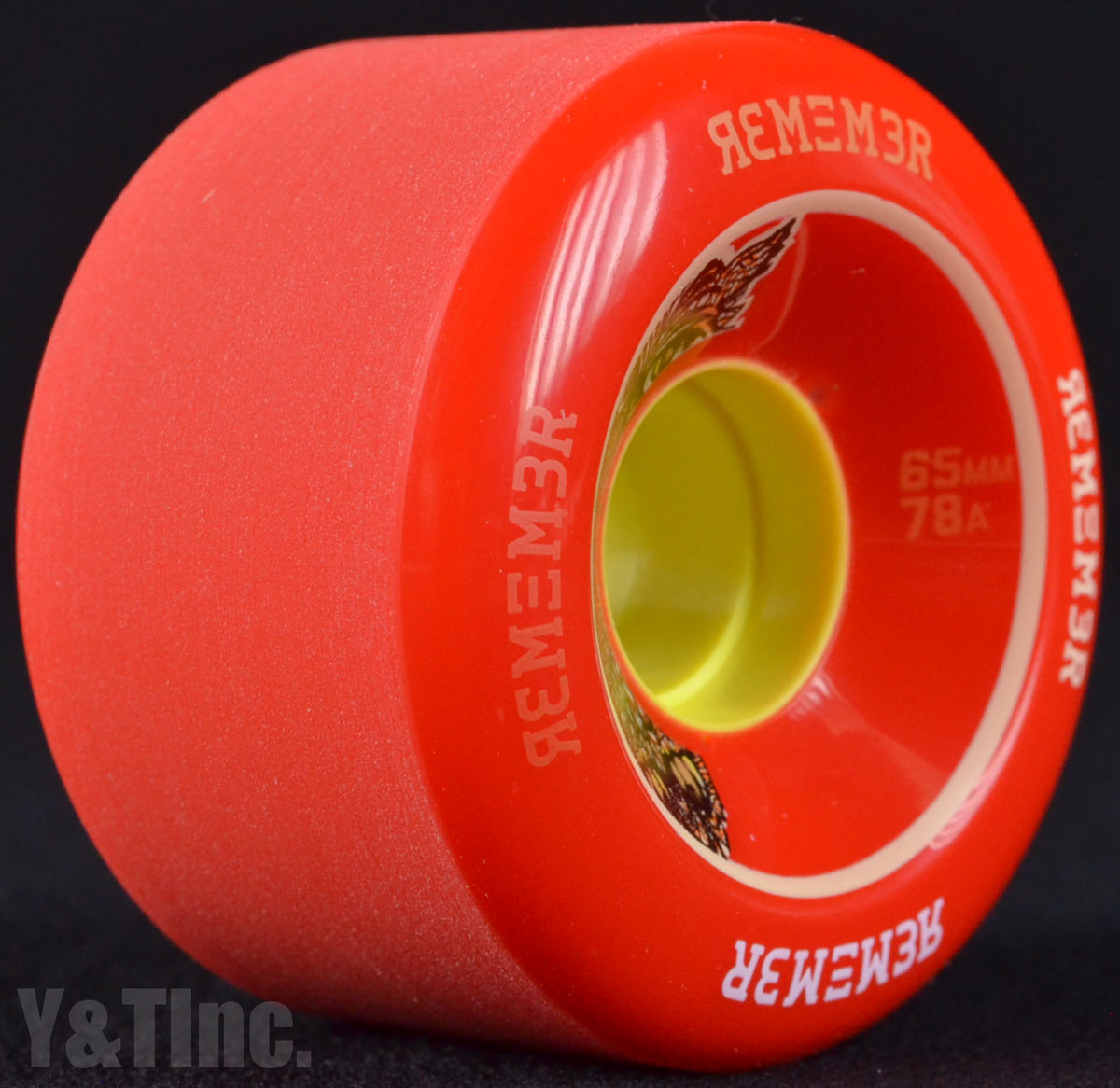 REMEMBER LiL Hoot 65mm 78a Red 1