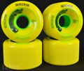 REMEMBER LiL Hoot 65mm 78a Yellow