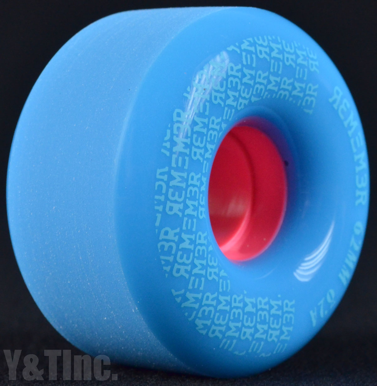 REMEMBER PeeWee 62mm 82a Powder Blue 1