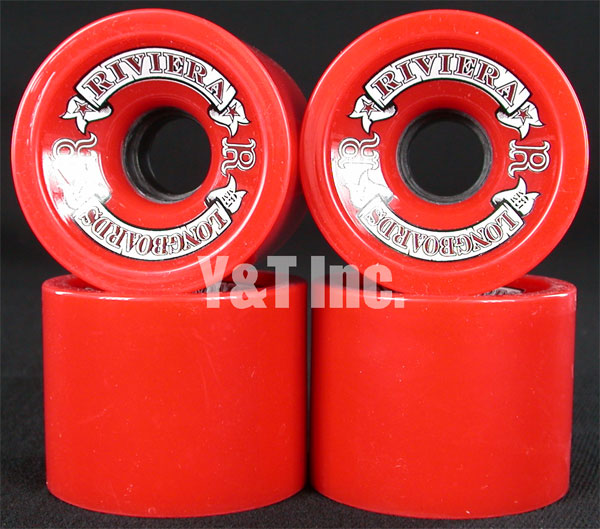 RIVIERA 66mm 78a RED 1