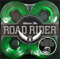ROAD RIDER 68mm 78a TRANS GREEN