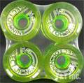 SECTOR9 SLALOM 69mm 80a GREEN
