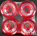 SECTOR9 SLALOM 69mm 80a RED