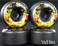 SECTOR9 60mm 98a BLACK