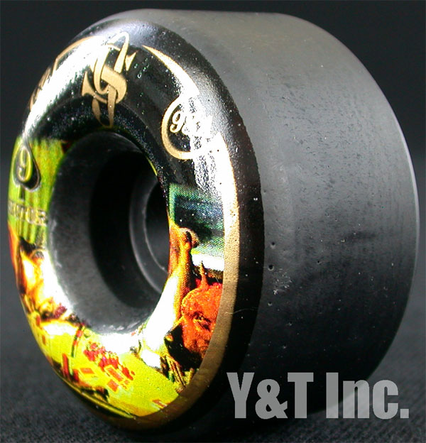 SECTOR9 60mm 98a BLACK 1