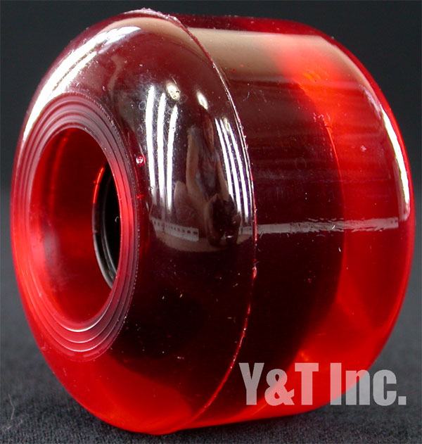 SECTOR9 NINEBALLS 65mm 78a CLEAR RED 1