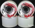 SECTOR9 GODDESS OF SPEED 76mm 78a WHITE RED
