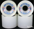 SECTOR9 SLALOM 69mm 75a WHITE
