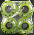SECTOR9 61mm BIOTHANE SOY 78a GREEN