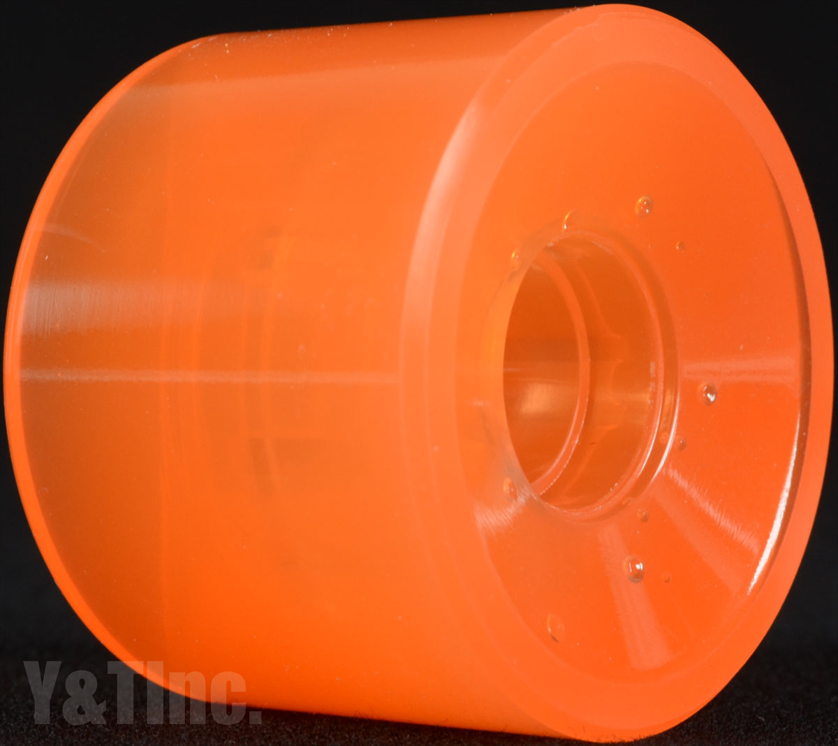 SECTOR9 NINE BALL 58mm 78a Clear Orange 1