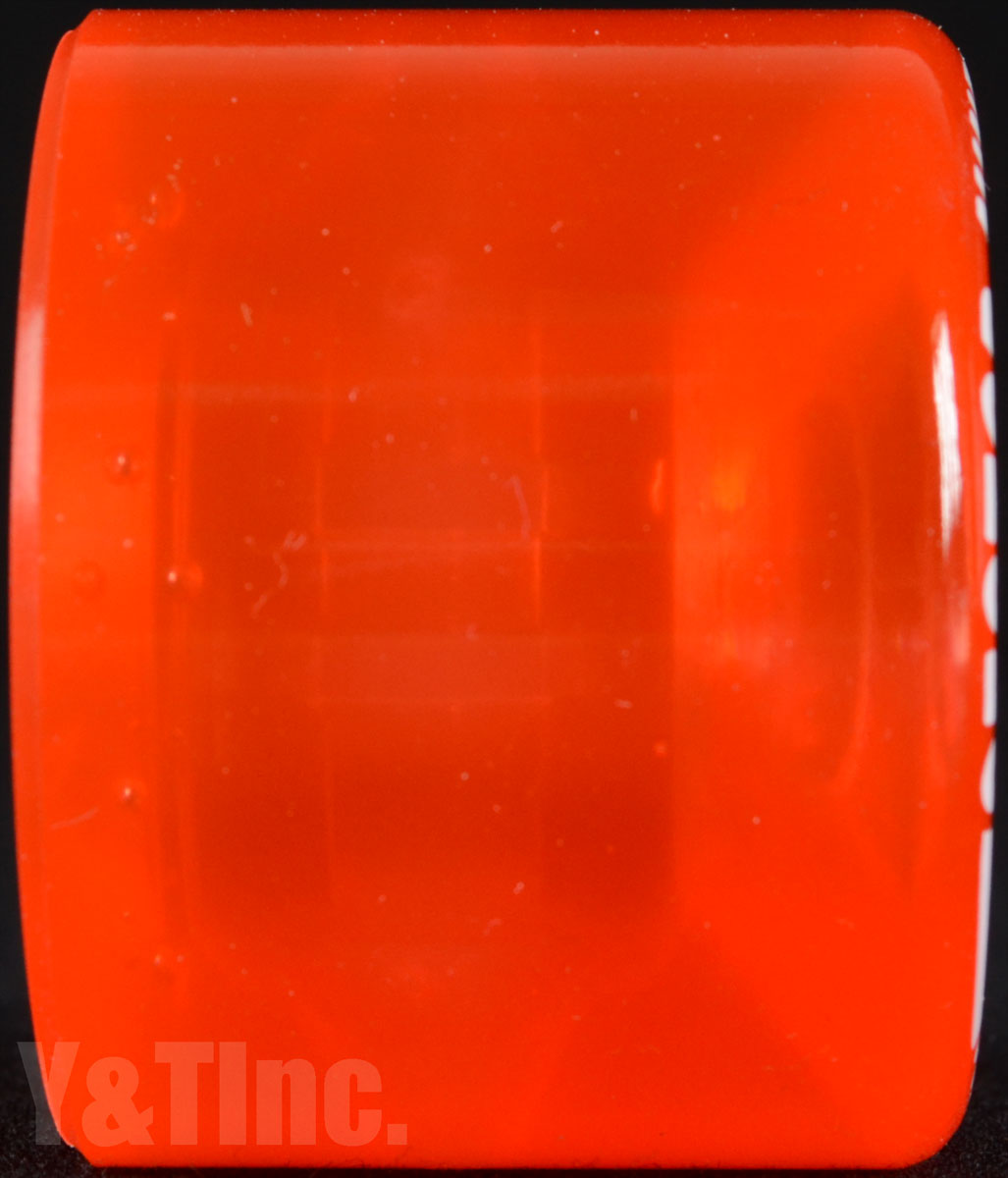SECTOR9 NINE BALL 58mm 78a Clear Red 1