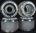 SECTOR9 NINE BALL 61mm 78a Clear Smoke