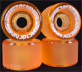 SECTOR9 NINE BALL 64mm 78a Clear Orange