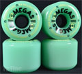 SECTOR9 OMEGAS 64mm 80a Teal
